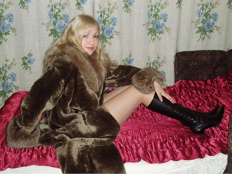 фото частное в колготках жена